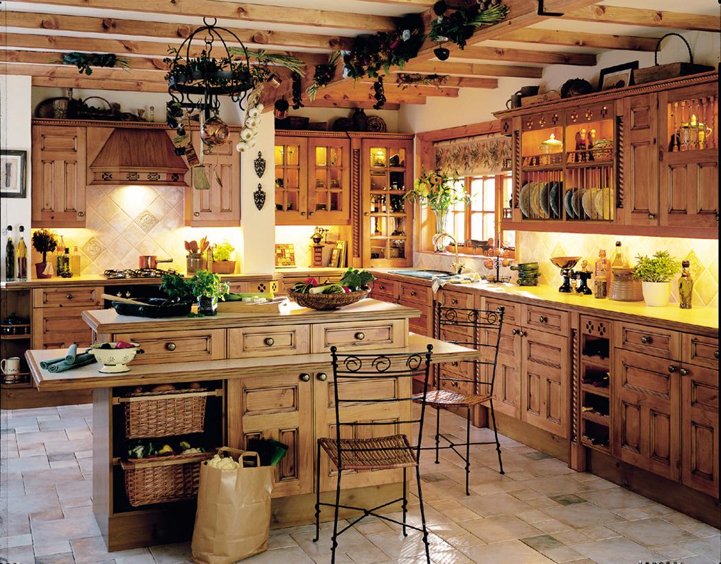 Devon Kitchens Kitchenworld Exeter Castille Pine Kitchen