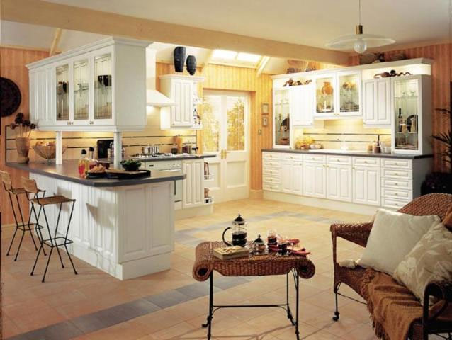 Devon kitchens kitchenworld exeter new regency kitchen for Kitchen design exeter