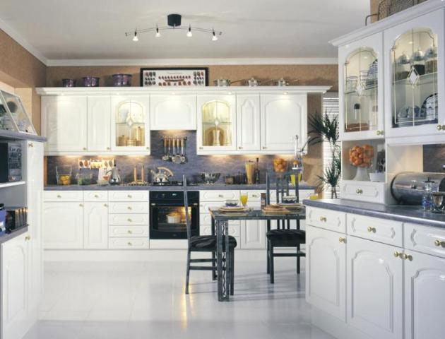 Devon kitchens kitchenworld exeter knightsbridge kitchen for Kitchen design exeter
