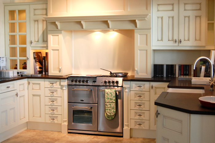 Exeter kitchen showroom for Kitchen design exeter