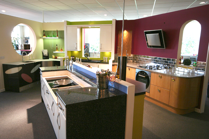 Kitchen design devon for Kitchen design exeter